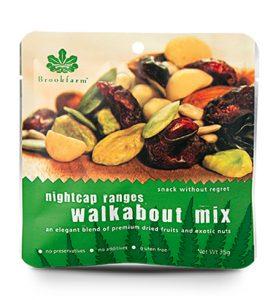 Brookfarm Nightcap Walkabout Mix 35g