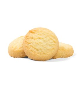 Charlies Cookies Bite Size Traditional Shortbread 4kg