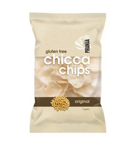 Piranha Range Chicca Chips Original 75g