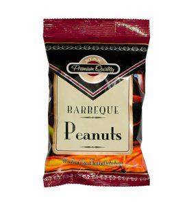 Stax Barbeque Peanuts