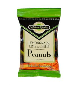Stax Lemongrass Lime & Chill Peanuts