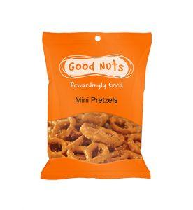 Portion Pack - Mini Pretzels