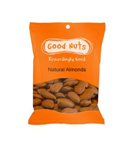 Portion Pack - Natural Almonds